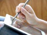A pintar en el iPad con el pincelSensu